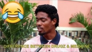 Video: Nigerian Comedy Clips - Difference Between Drugz & Medicine